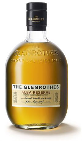 Glenrothes Scotch Single Malt Alba Reserve
